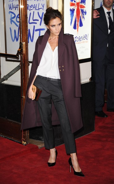 Victoria+Beckham+Outerwear+Wool+Coat+22OQsO1MOUGl