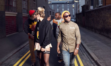 Tinie Tempah Elements of Style Collection