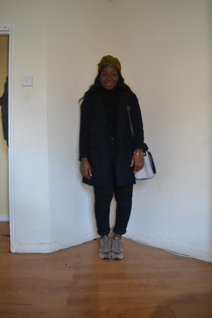 london fashion ootd