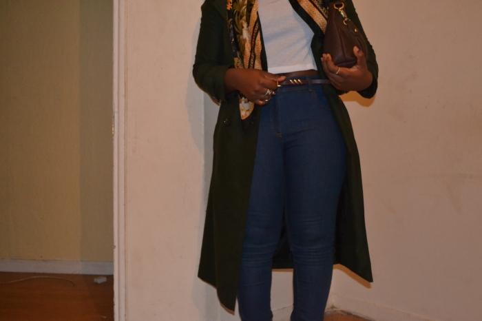 """versace"" scarf"