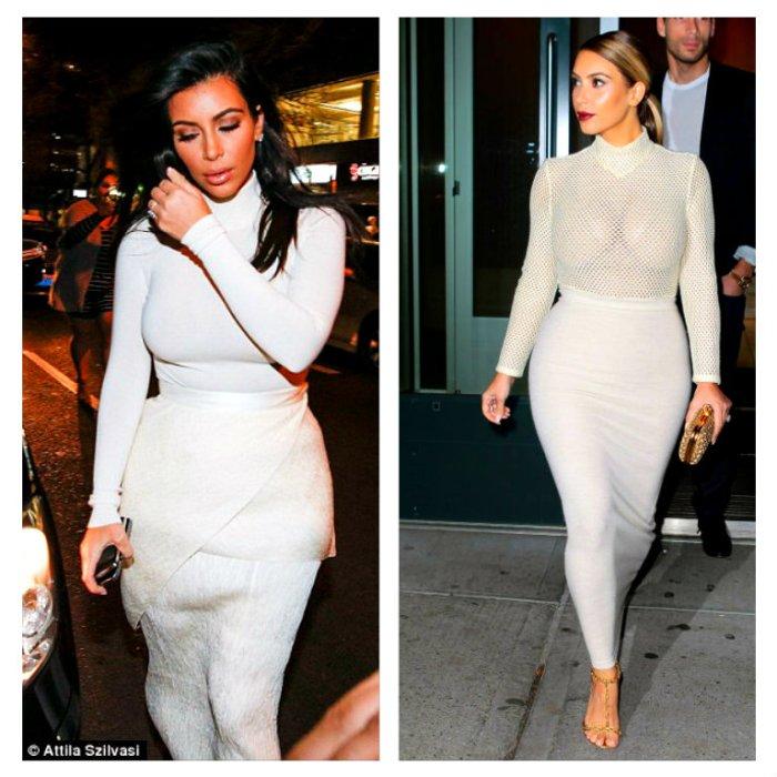 Kim-Kardashian turtleneck style
